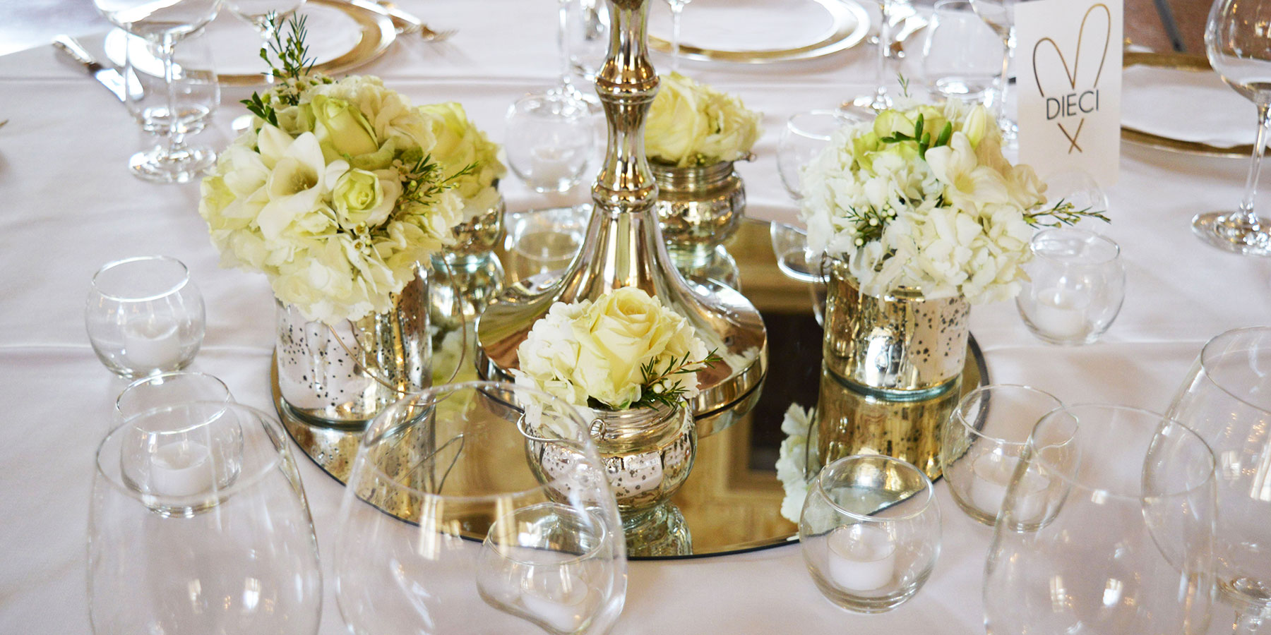 Flower Design, Events & Decor