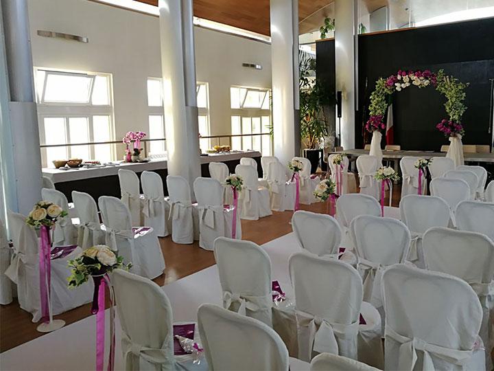 Strutture a noleggio per matrimoni