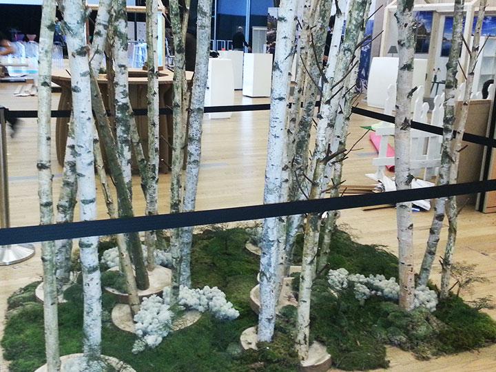 Stand Norvegia Pavilion – Milano