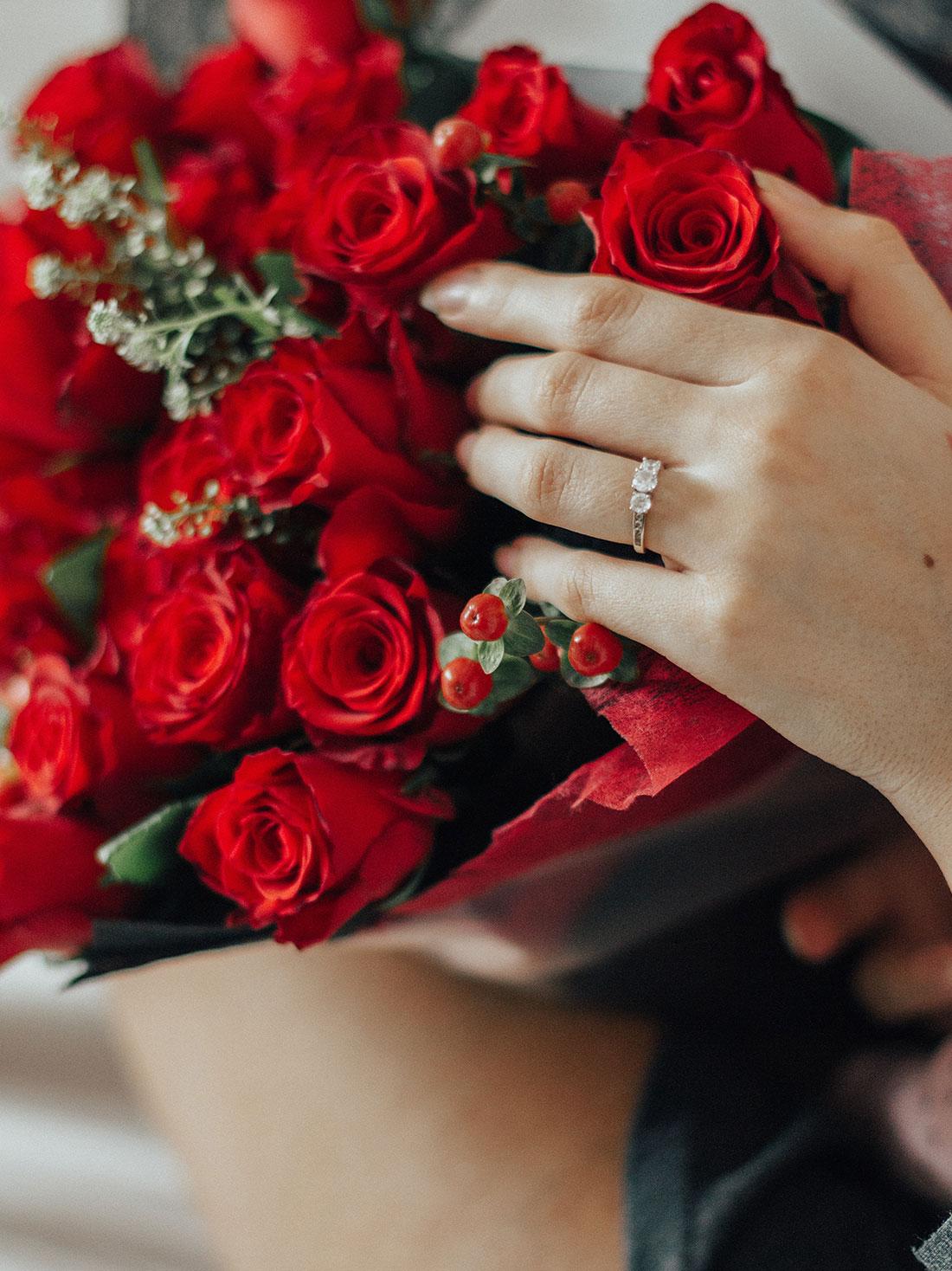 Fiori San Valentino.Quali Fiori Regalare A San Valentino Centro Fiori Padova