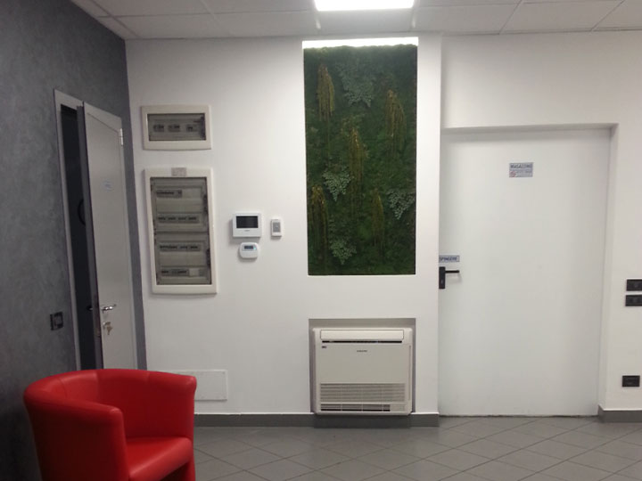 Sala d'attesa – Giadi Srl