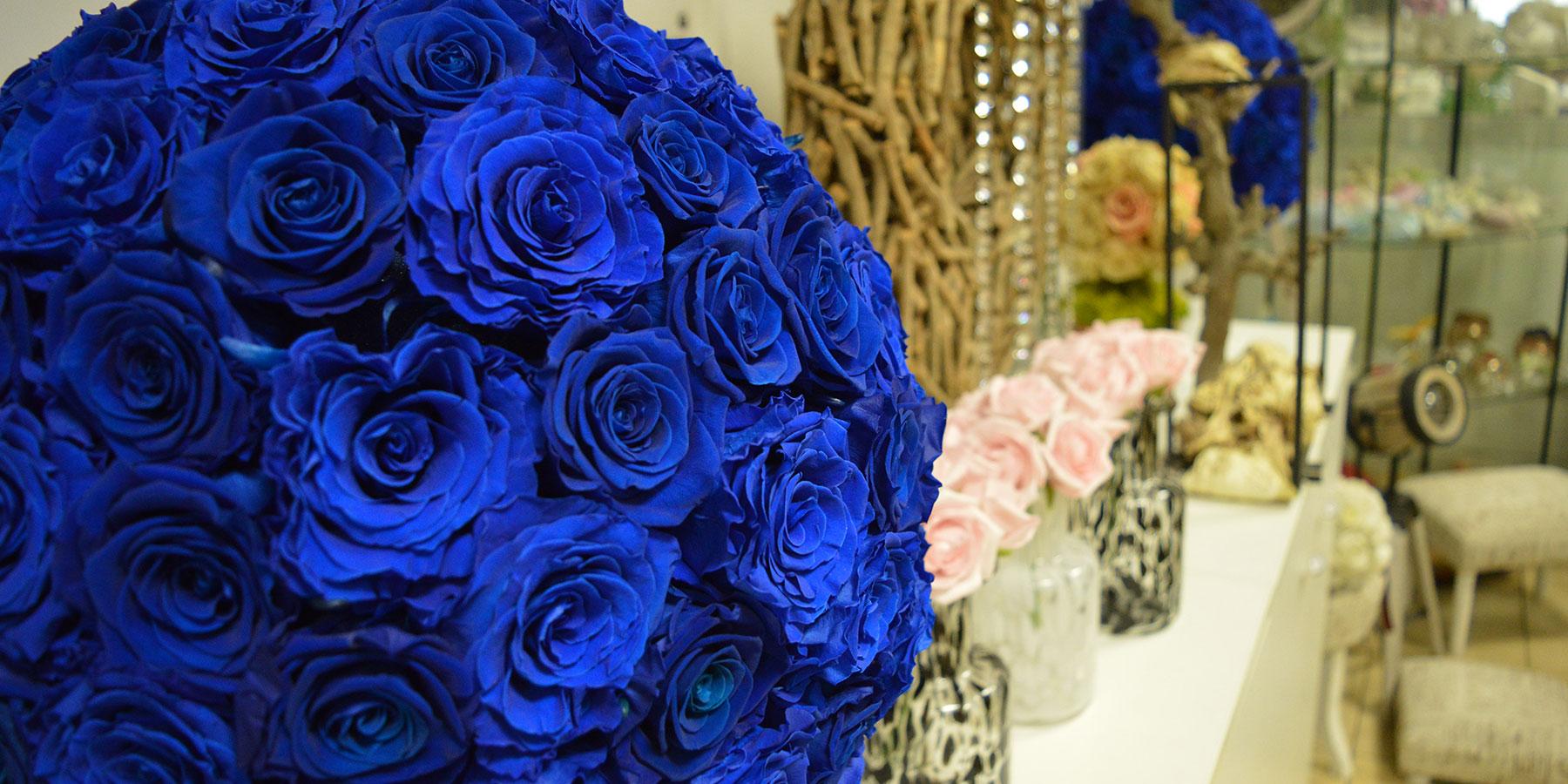 Le nostre Rose Stabilizzate